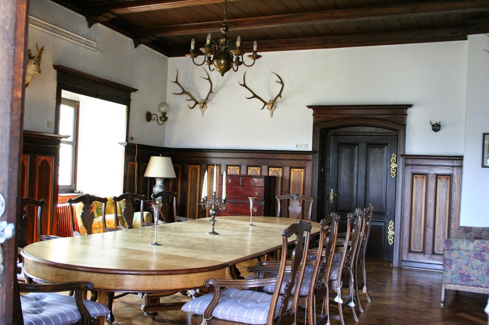Jachtkamer Schloss Möhren