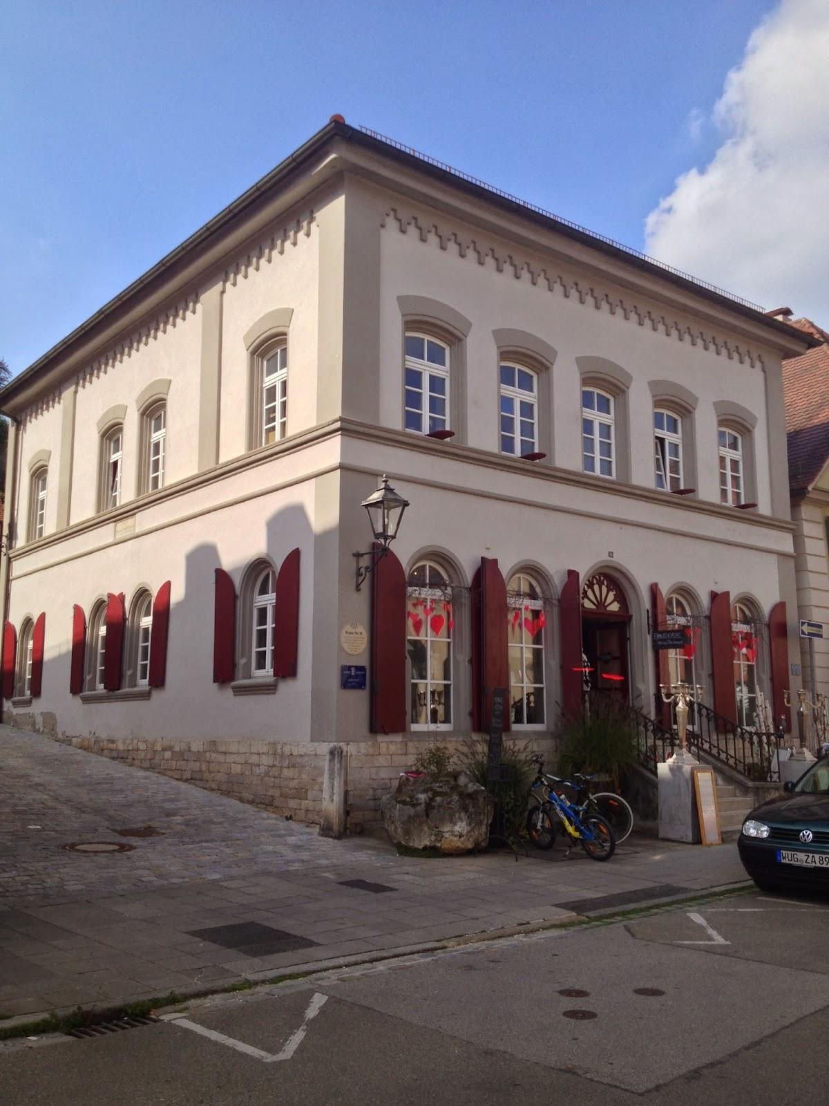 Oud Joods handelshuis Pappenheim