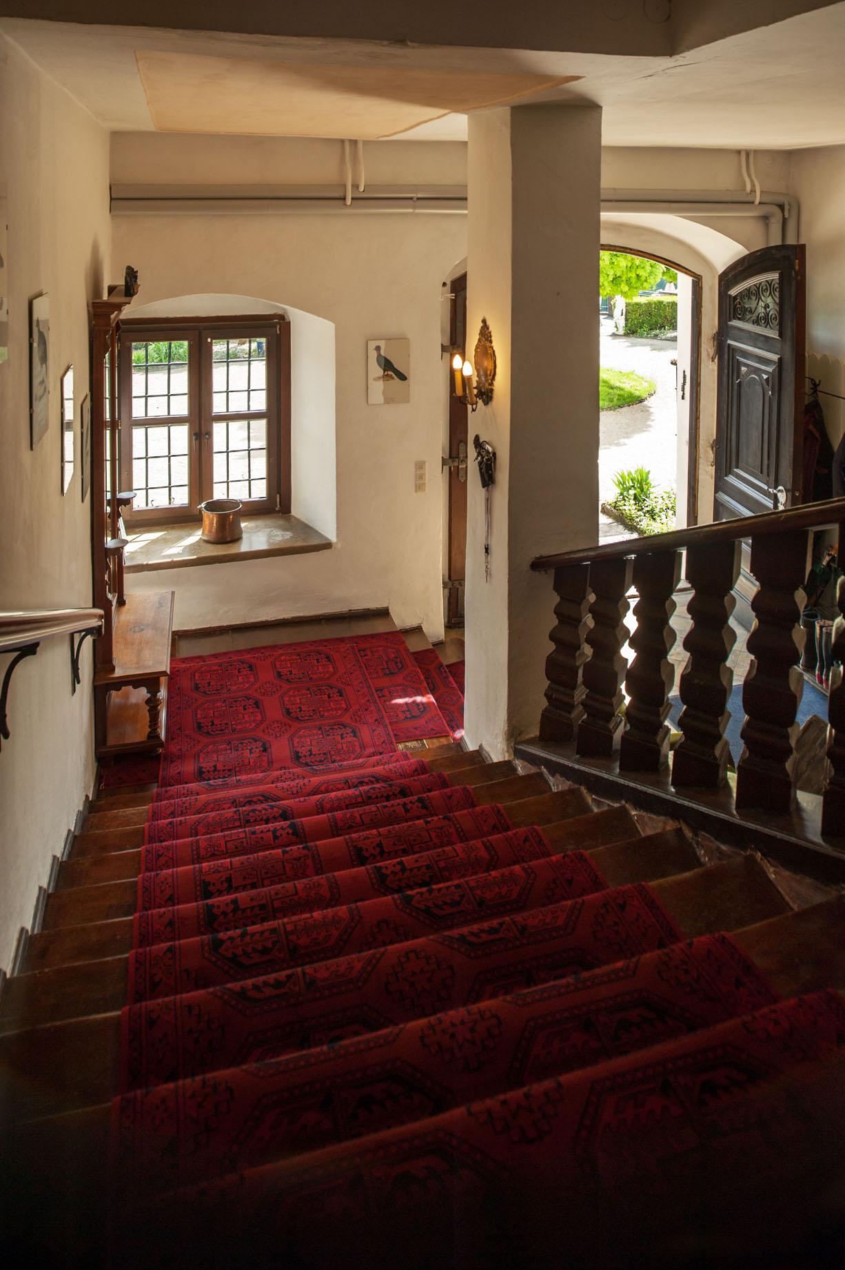 Reserveren Schloss Möhren