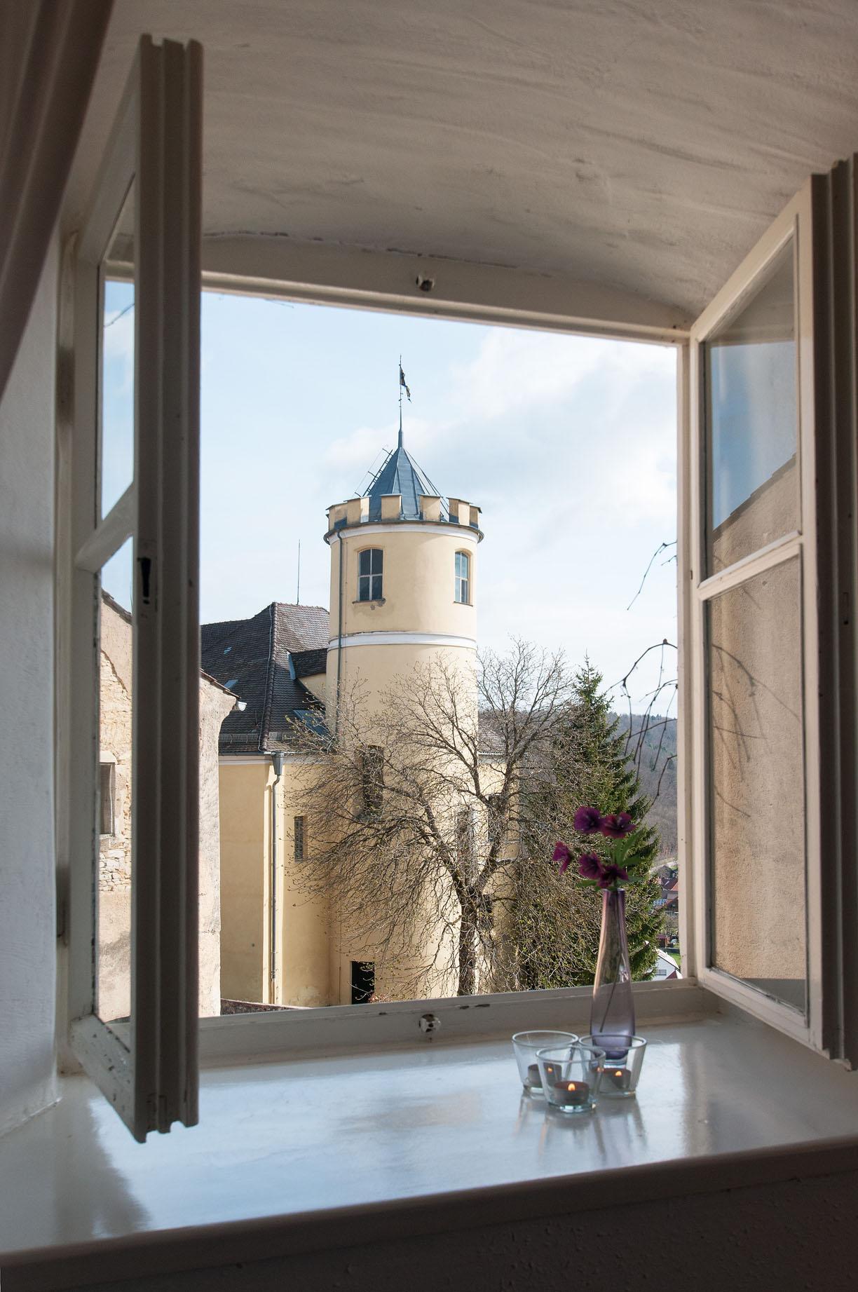 Vakantiehuis kasteeltoren Torenwoning