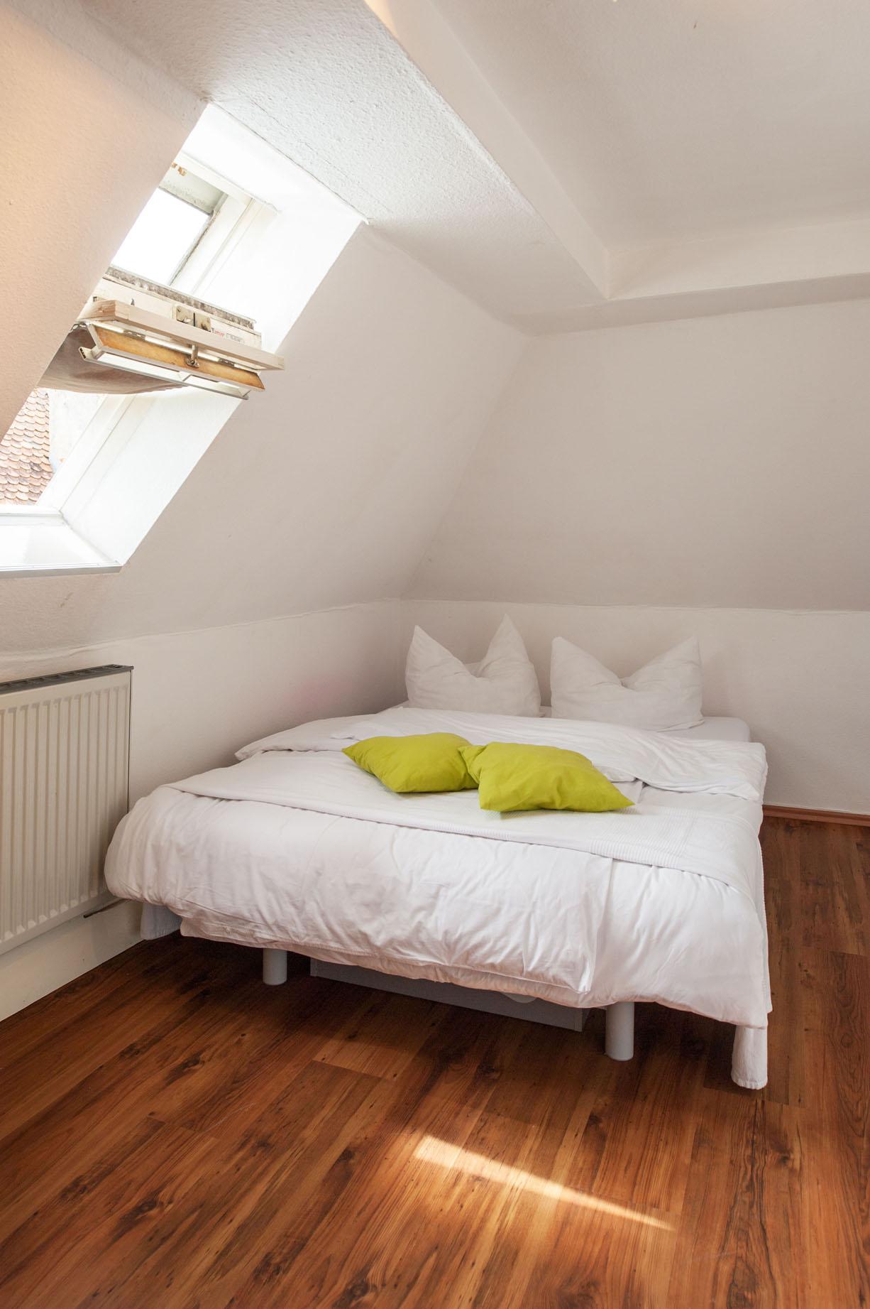 Tweepersoons slaapkamer Schweizerhaus