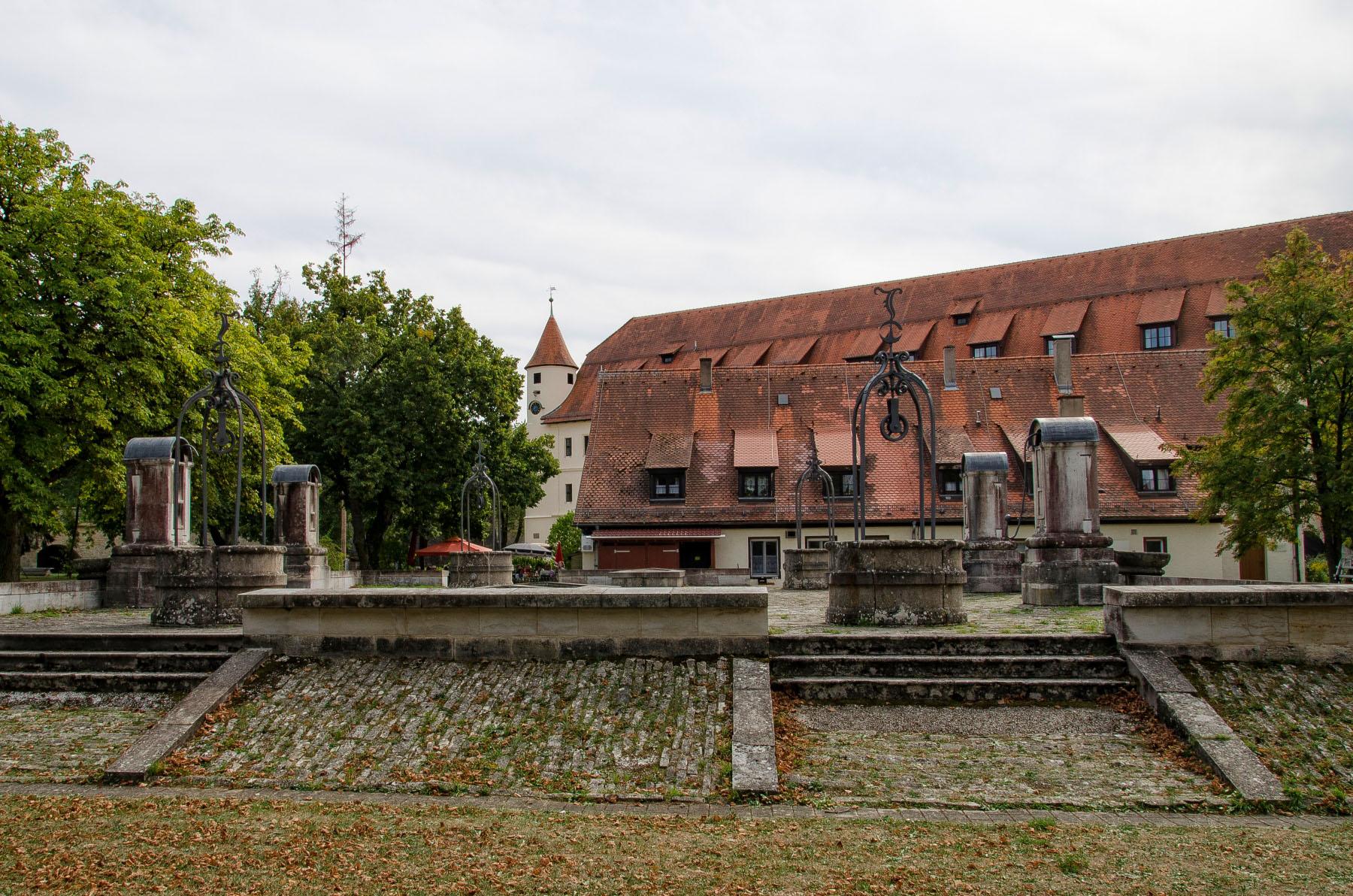 Hohenzollernfestung Wuelzburg