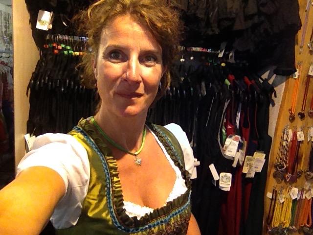 Dirndl Beieren