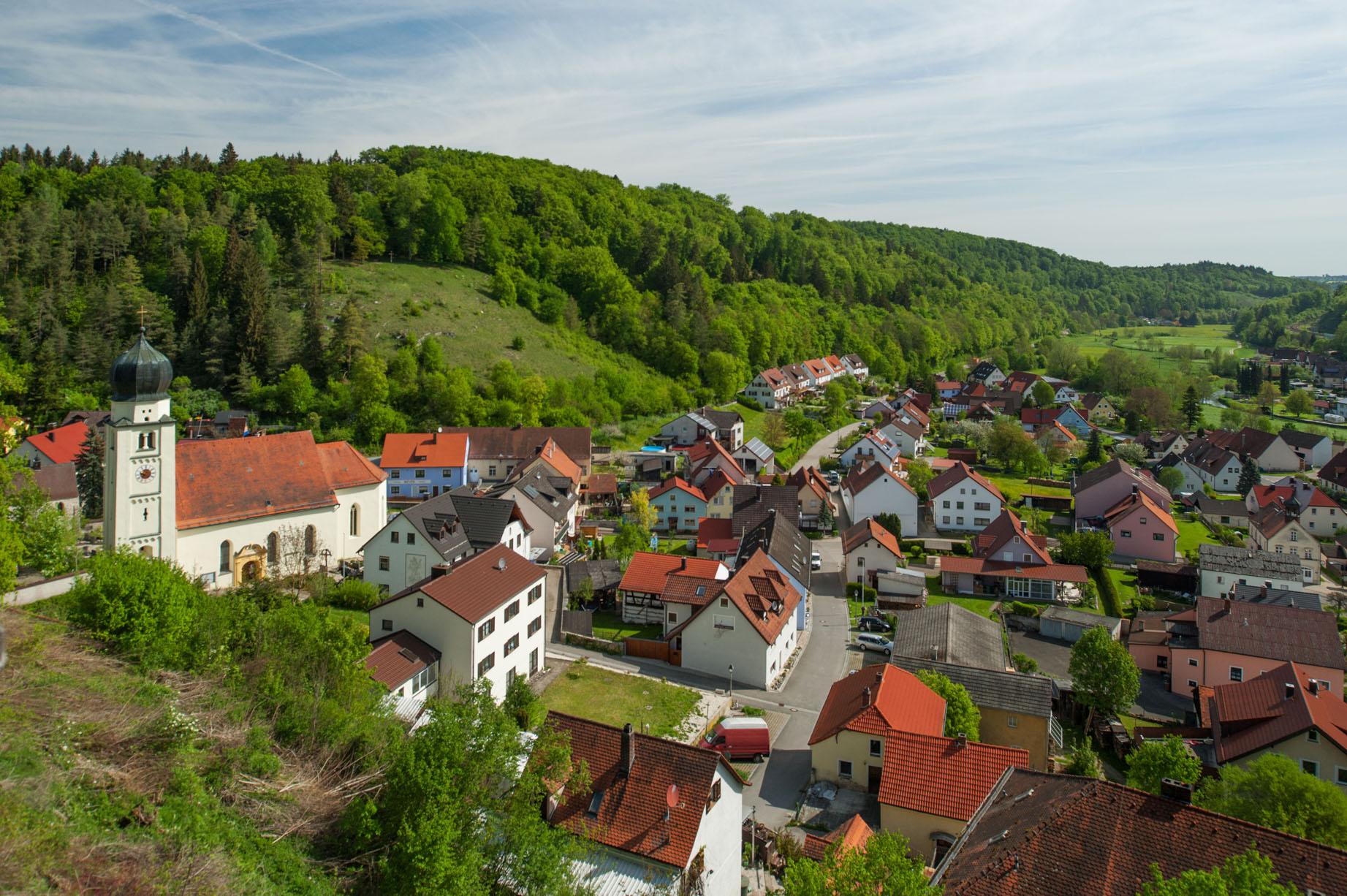 Möhrenbach dal