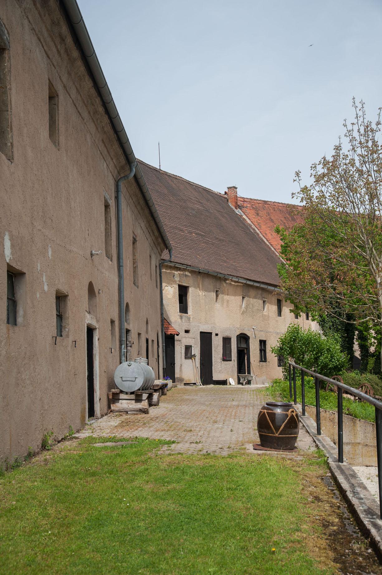 Schuren Schloss Möhren