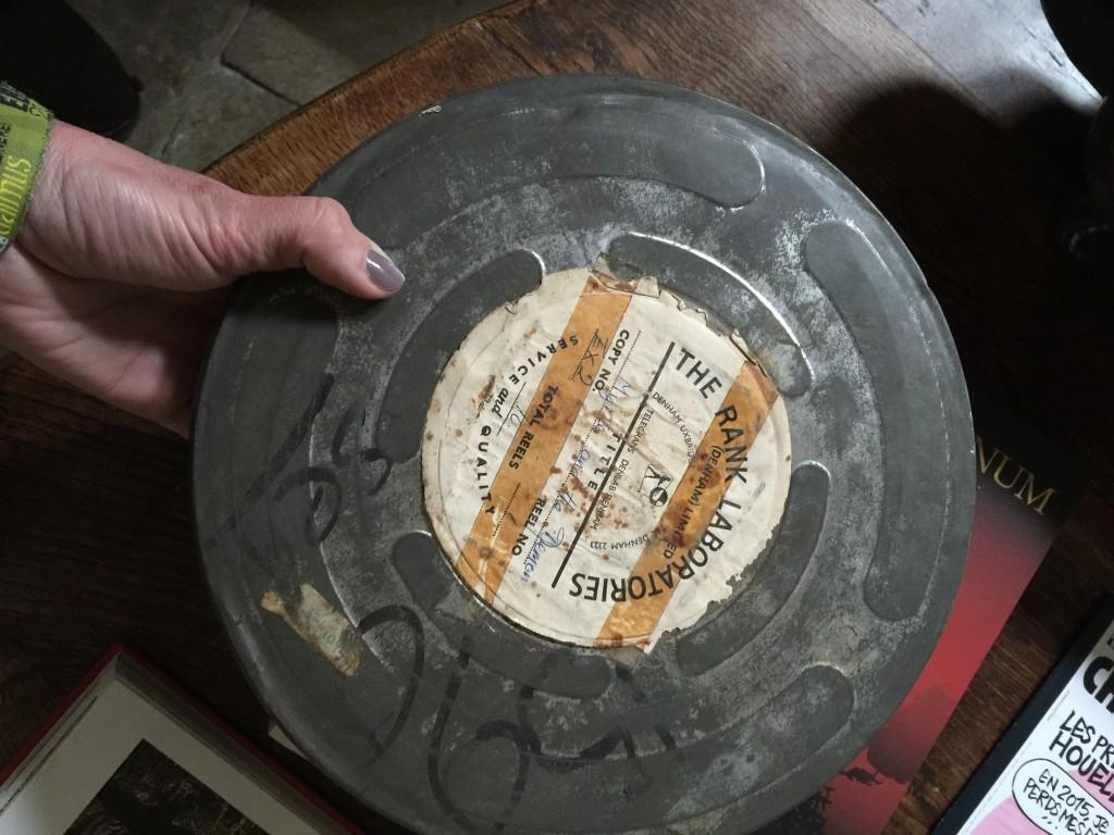 35mm filmband Myrte en de demonen