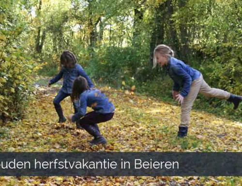 Gouden herfstvakantie in Beieren