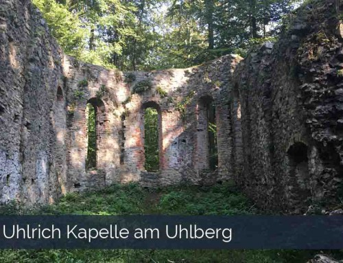 St. Uhlrich Kapelle am Uhlberg | Uhlbergkapelle