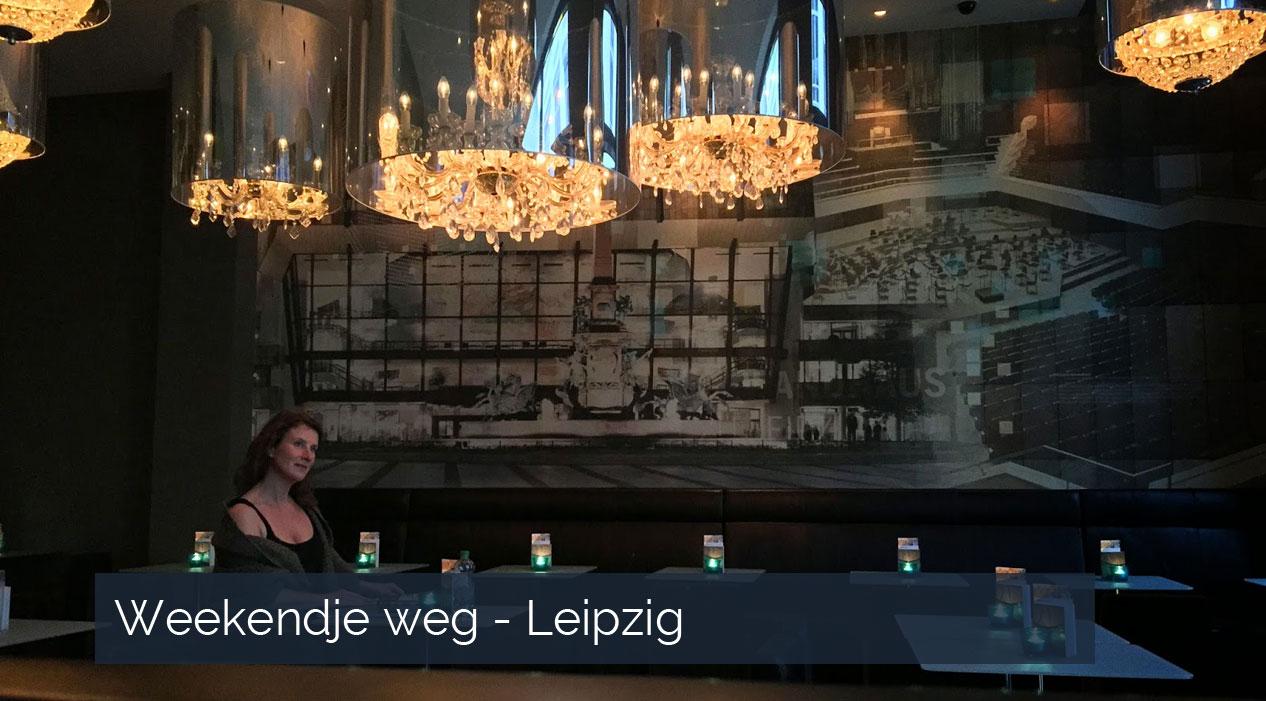 Weekendje Leipzig
