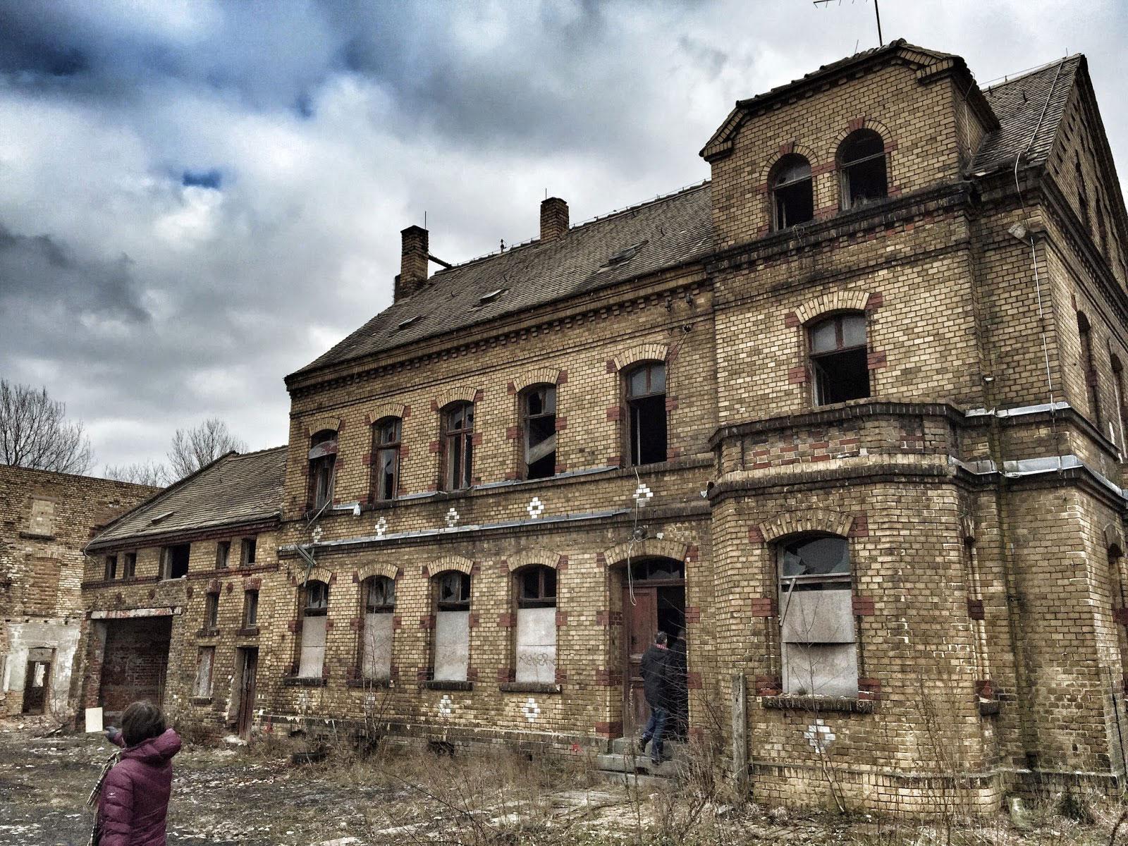 Alte Ziegelei Fabrik