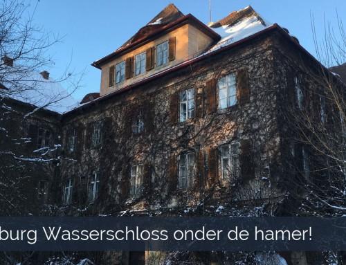 Syburger Wasserschloss te koop
