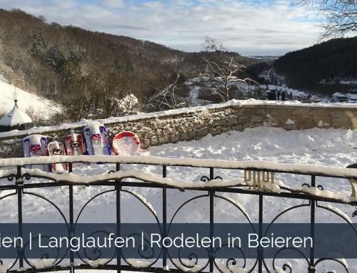 Skien | Langlaufen | Rodelen | Wintersport in Beieren