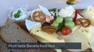 Must taste Bavaria food tour