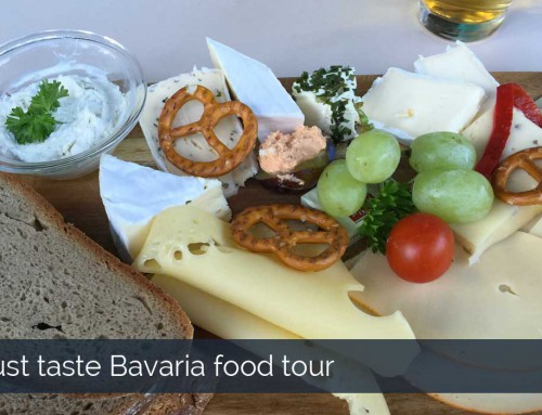Must taste Bavaria food tour