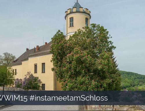Instagram meeting #instameetamSchloss #wwim15