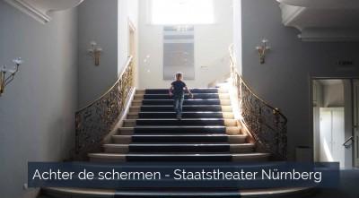 Achter de schermen Staatstheater Nürnberg