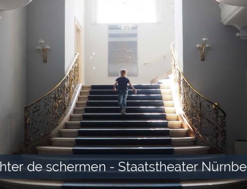 Achter de schermen bij het Staatstheater Nürnberg