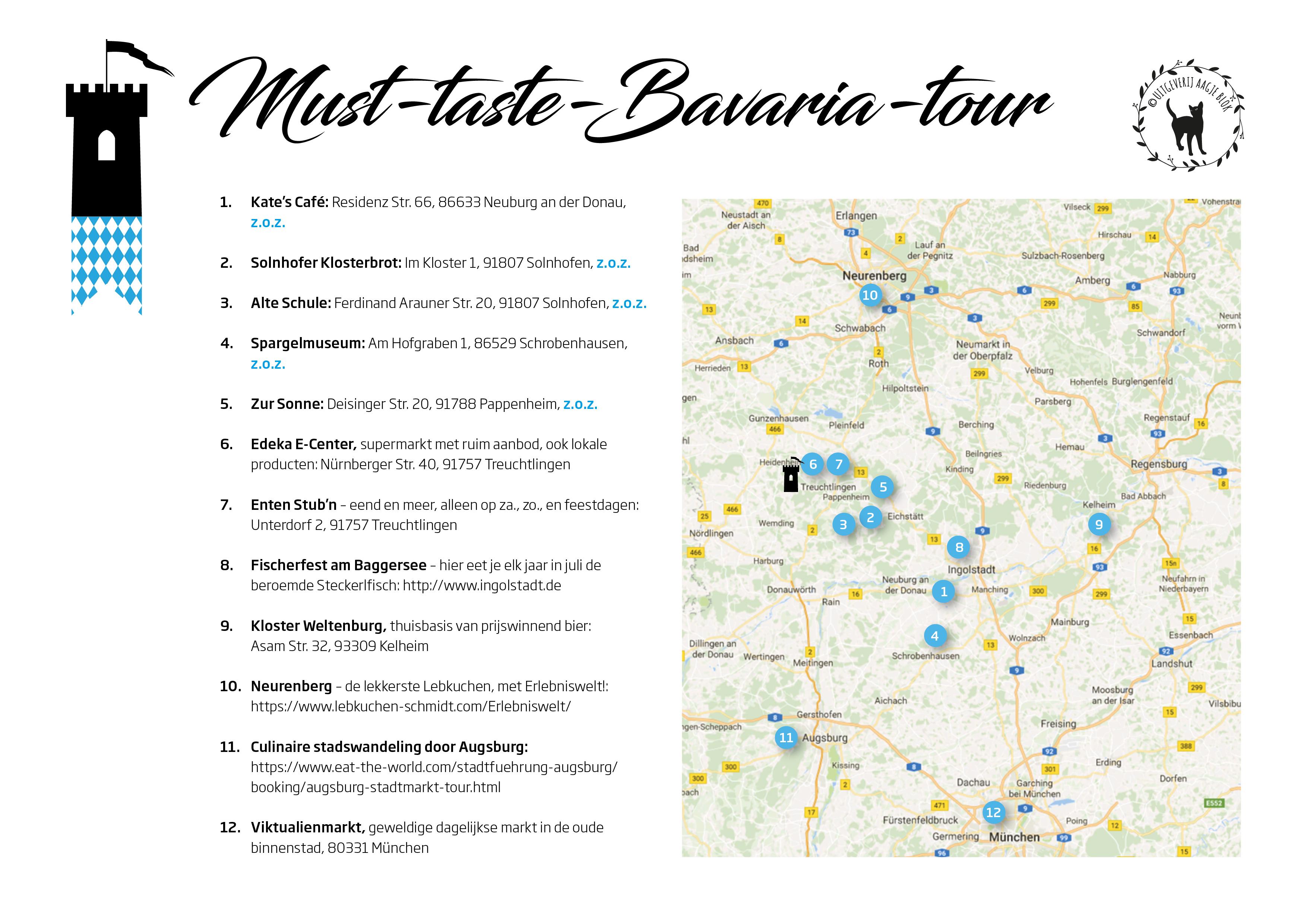 Koch & Must-taste-Bavaria-tour