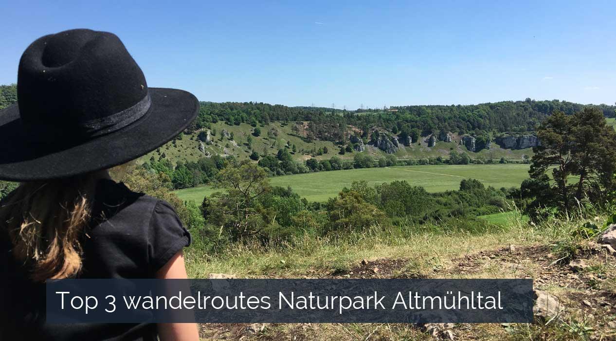 Top 3 wandelroutes naturpark Altmühltal