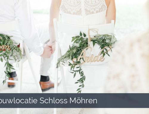 Trouwlocatie Schloss Möhren – Bruiloft op een kasteel