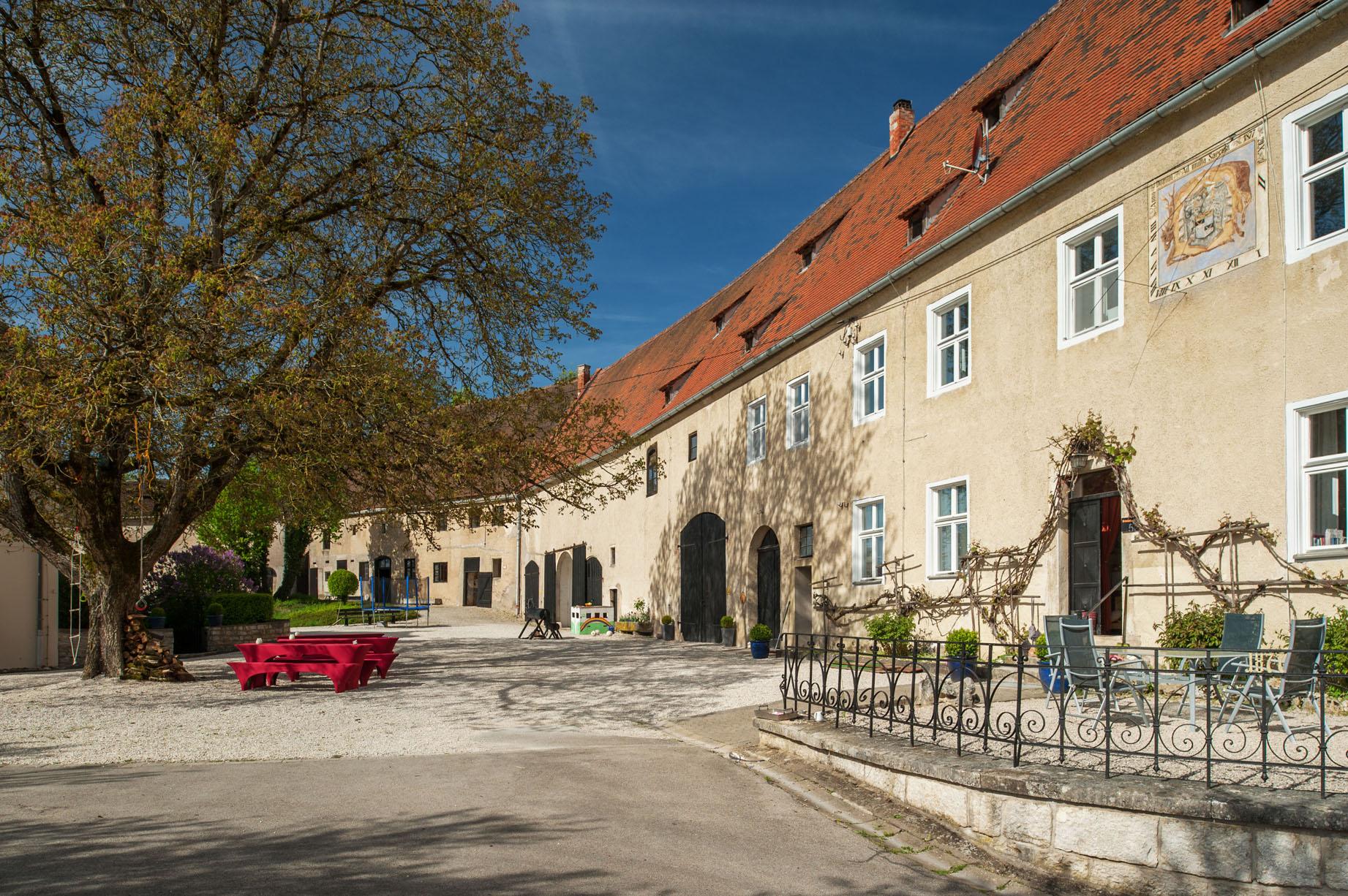Guthaus (schlossstrasse 50) landgoed Schloss Möhren