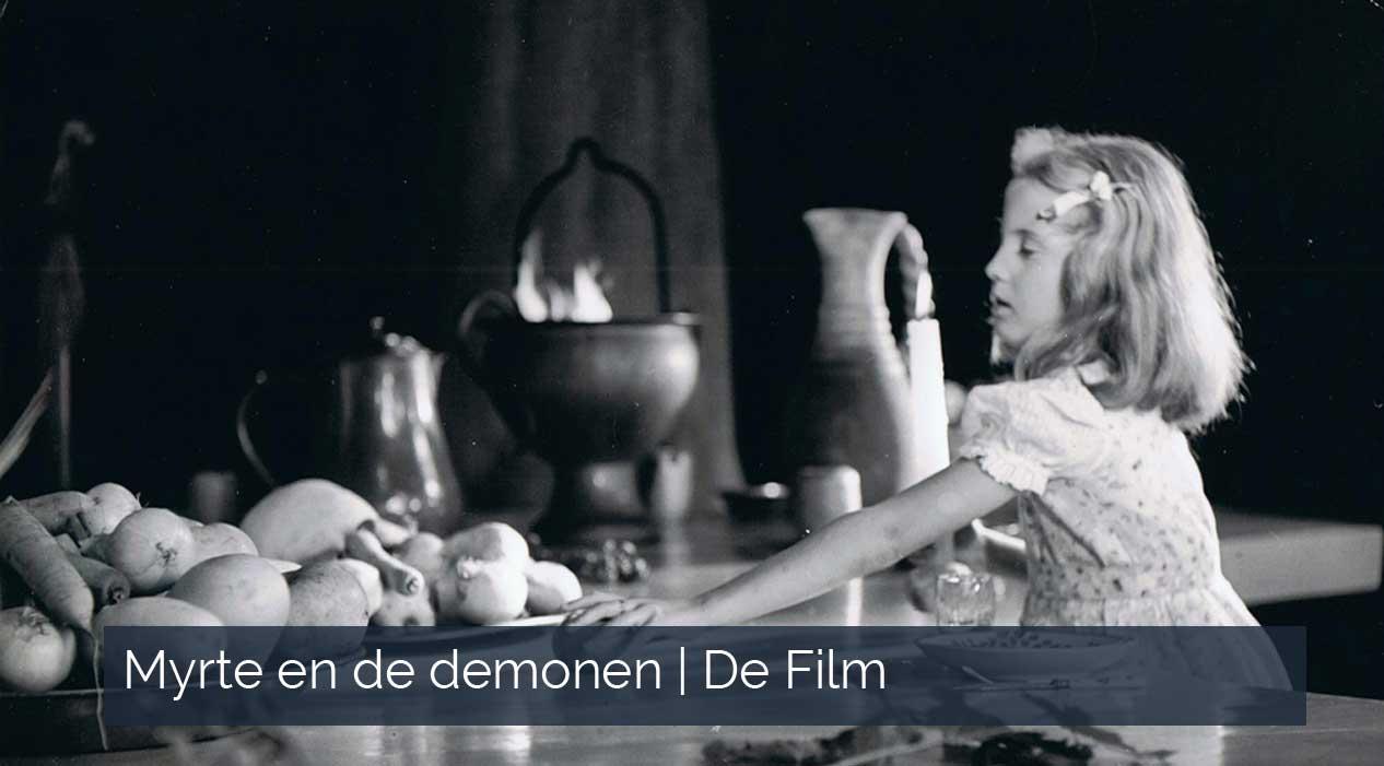 Myrte en de demonen de film