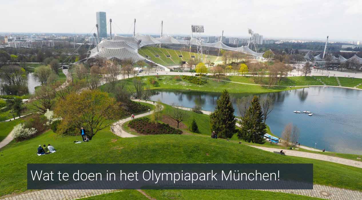 Wat te doen in het Olympiapark München