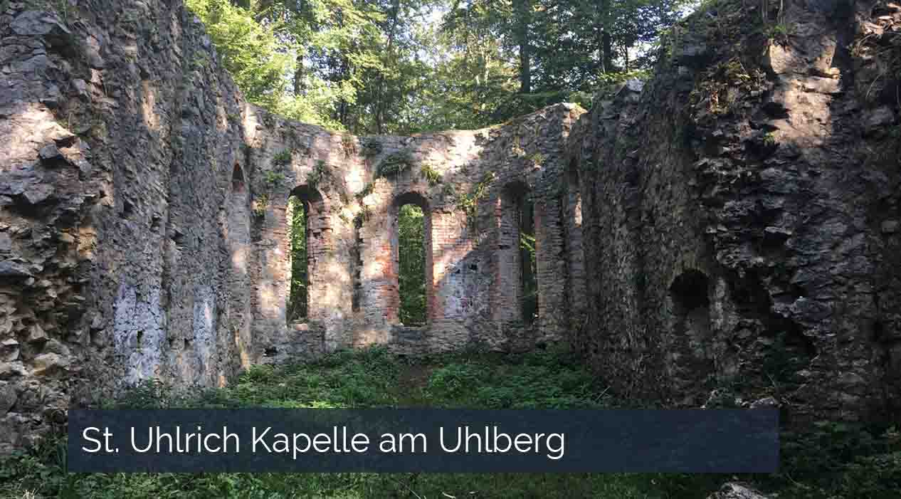 St. Uhlrich Kapelle am Uhlberg