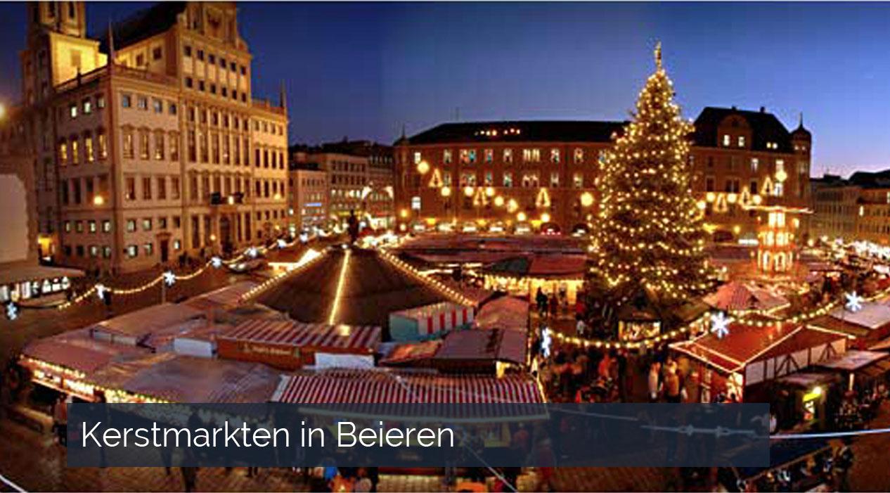 Kerstmarkten In Beieren De Grootste Van Duitsland Nurnberg En Munchen
