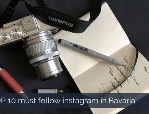 Top 10 must follow instagram in Bavaria | Germany