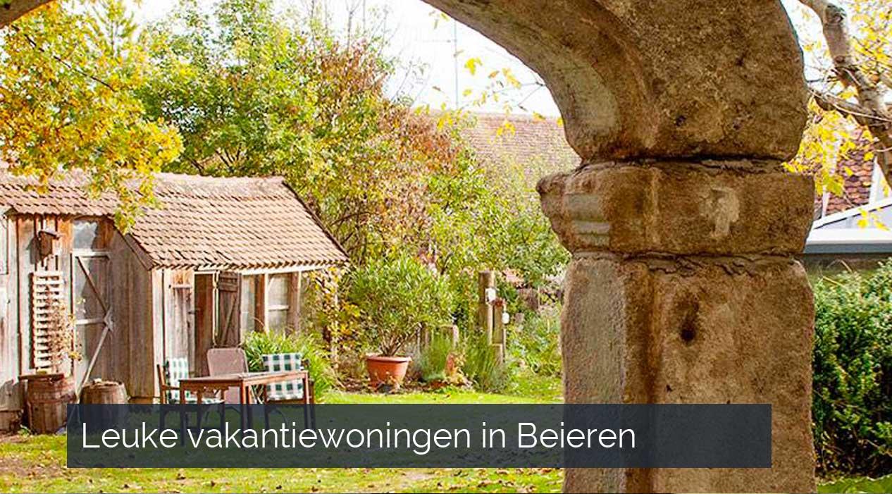 Leuke vakantiewoningen in Beieren