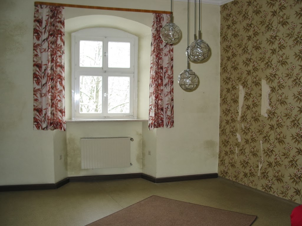gedateerd interieur kasteel Duitsland