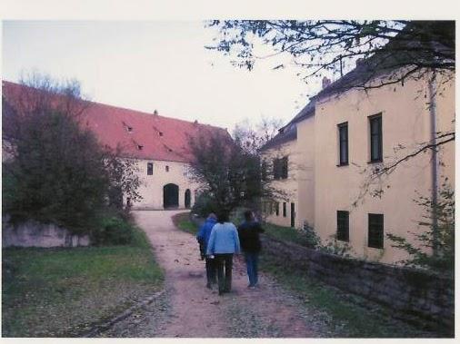 Het eerste bezoek aan ons kasteel