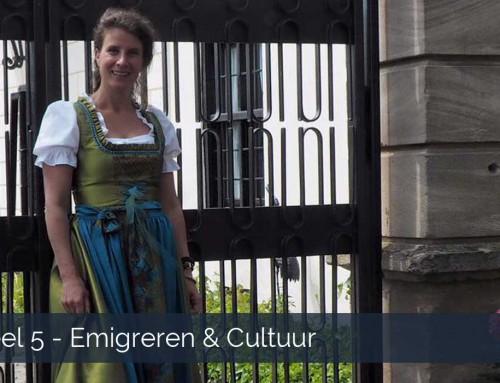 Deel 5 emigreren en cultuur