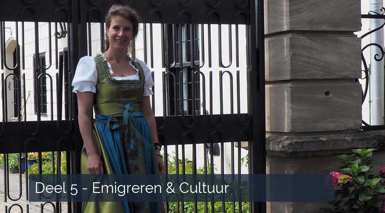 Emigreren en cultuur
