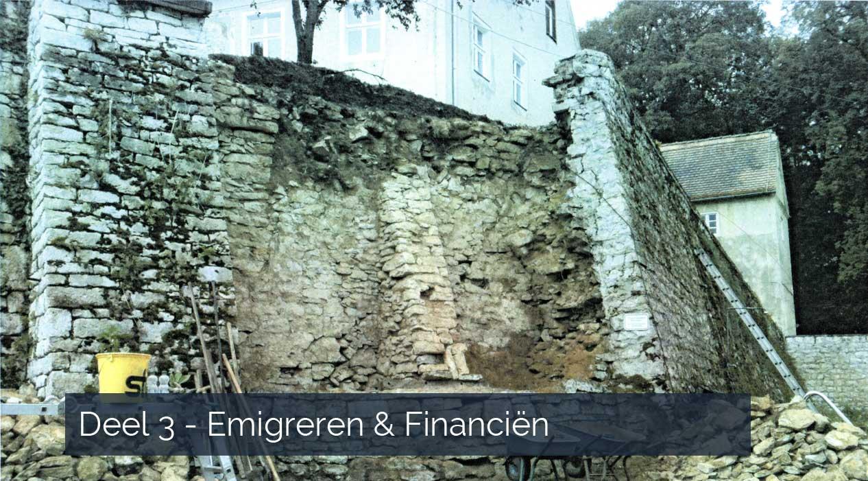 Emigreren en Financiën