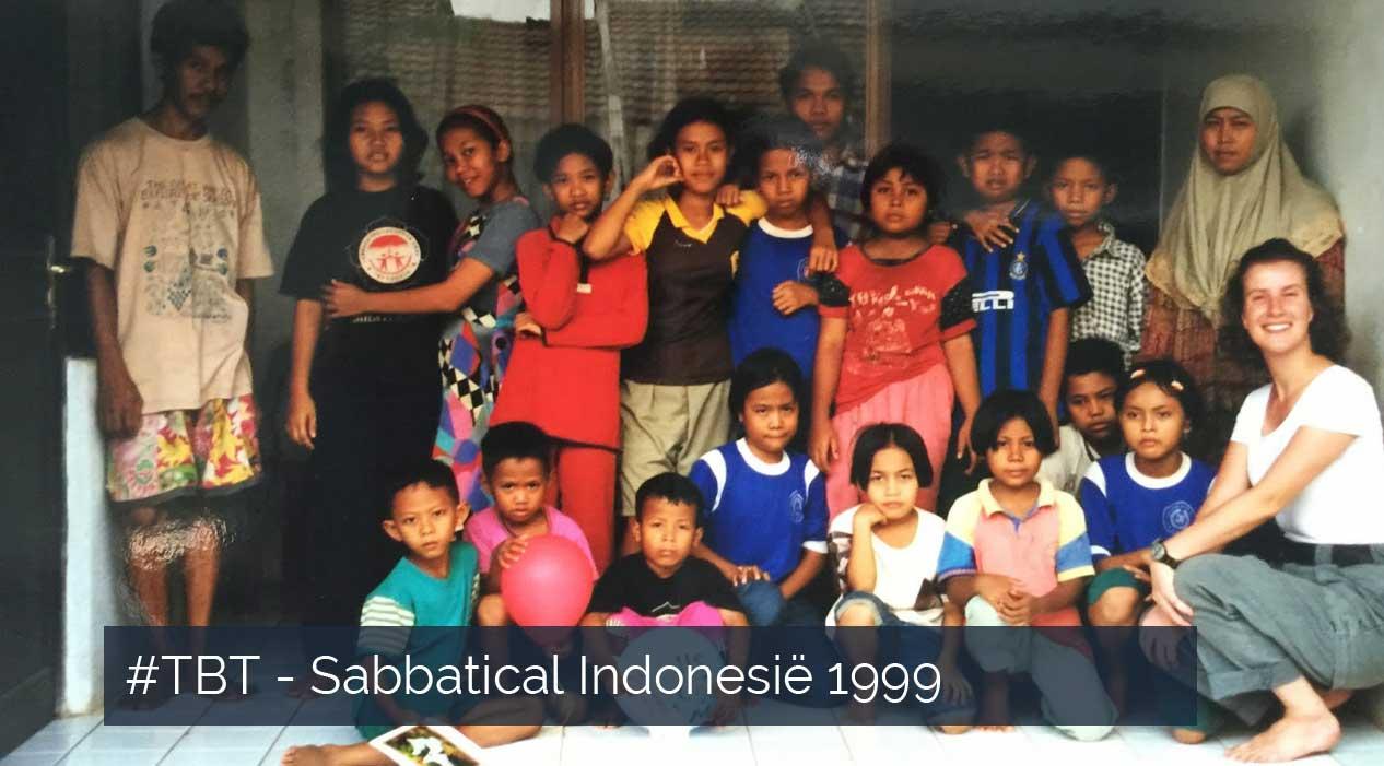 Sabbatical Indonesië 1999