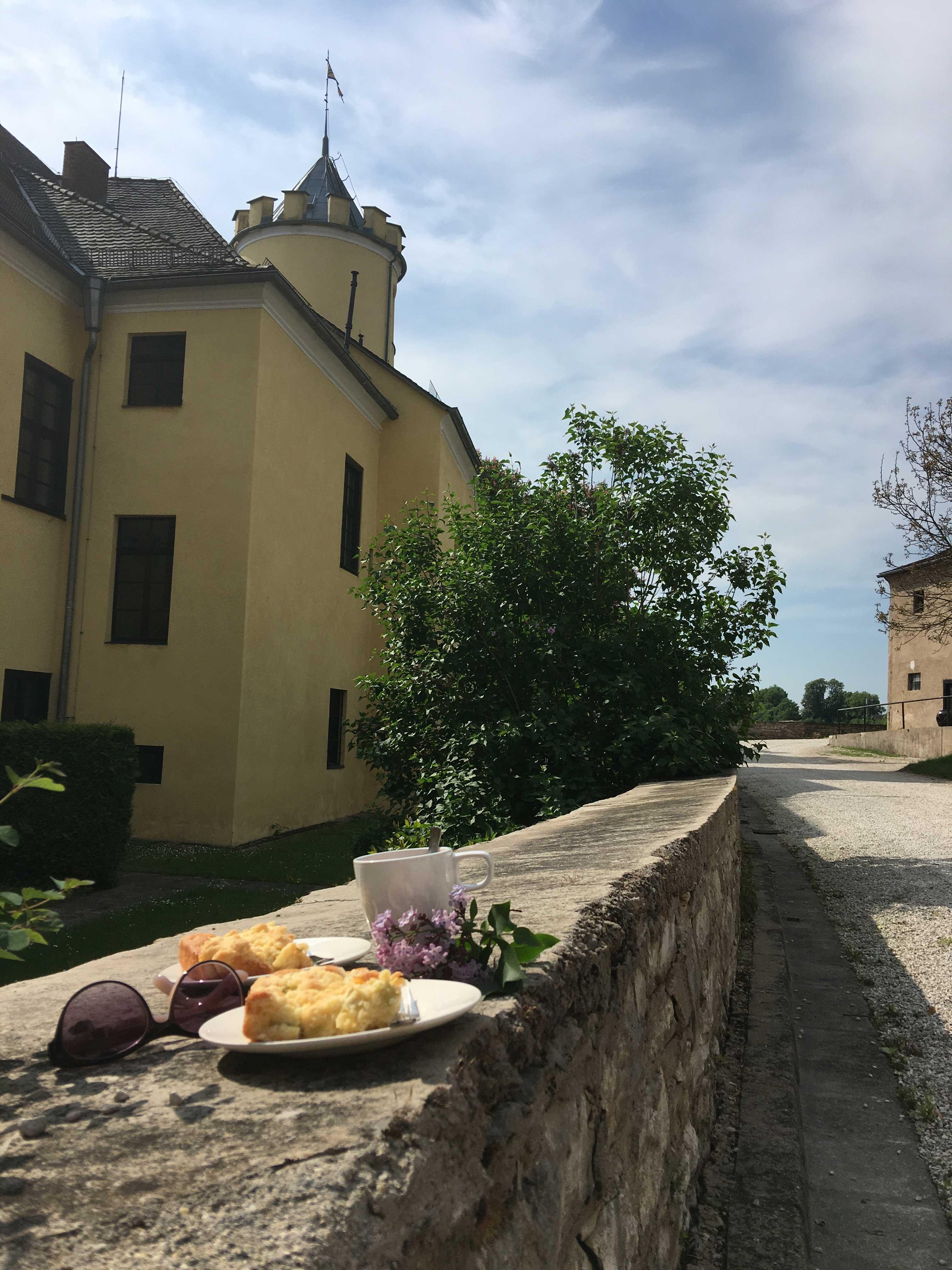 Schloss Möhren Raberbertaart recept