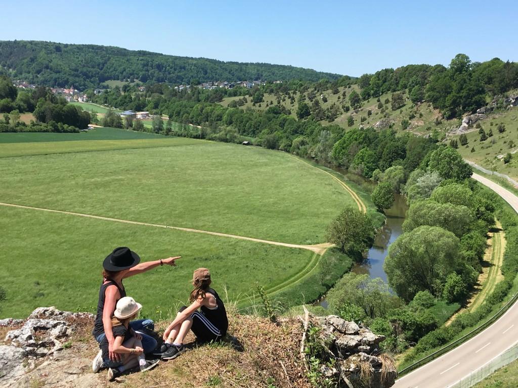 wandelen met kinderen in Beieren