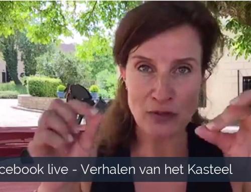 Facebook live – Verhalen van het kasteel in Beieren