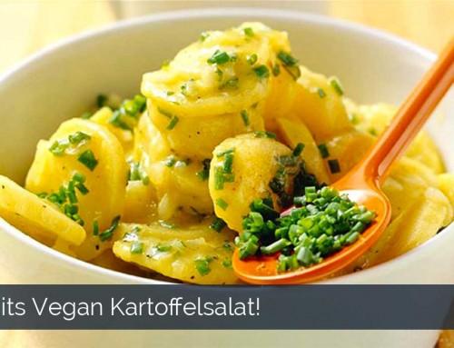 Duits Vegan Kartoffelsalat