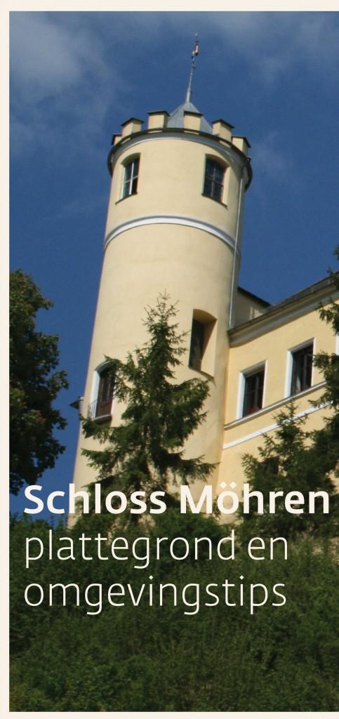 Plattegrond en omgevingstips Schloss Möhren