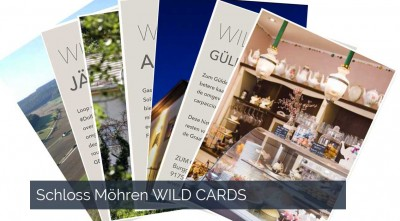Schloss Möhren Wild Cards