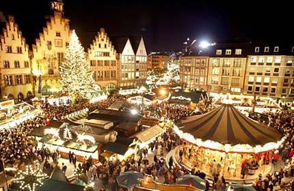Lang weekend kerstmarkten Duitsland