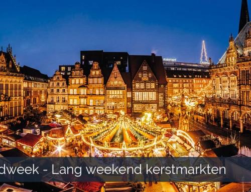 Aanbieding Lang weekend midweek kerstmarkten Duitsland
