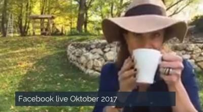 Facebook Live oktober 2017