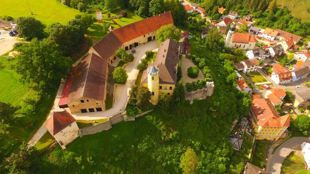 Landgut Schloss Möhren