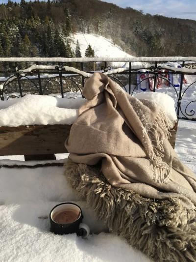 Winter in Beieren