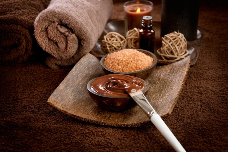 chocolade massage