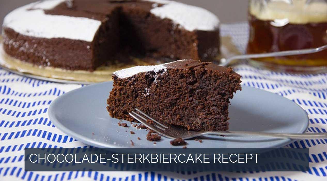 chocolade-sterbiercake
